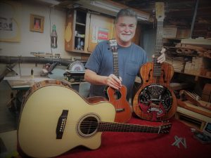 Mike Franks Resonator Guitars