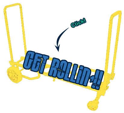 The Karma Gear cart!!