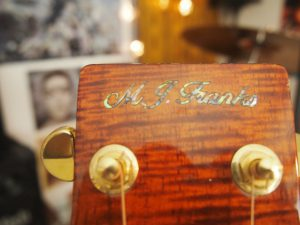Handmade Acoustic Guitar Makers
