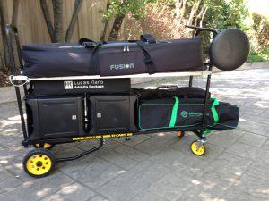 Music Gear Cart