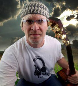 Teaj in the storm fields