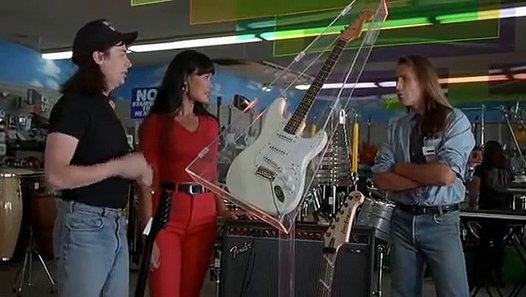 Waynes World guitar