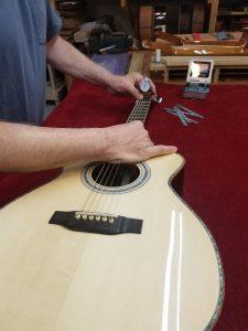 Handmade Acoustic Guitar Makers
