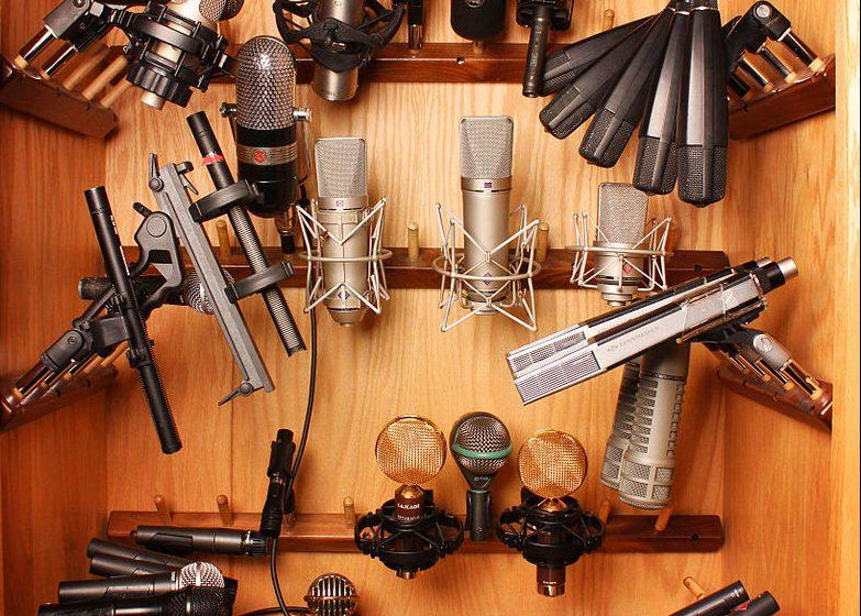 mic closet