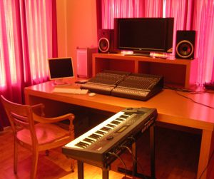 How to Set Up a Home Music Studio