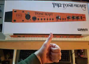Warm Audio TB12 Mic Pre