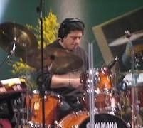Drummer Brad Giaimo