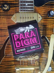 Paradigm strings on WildKat