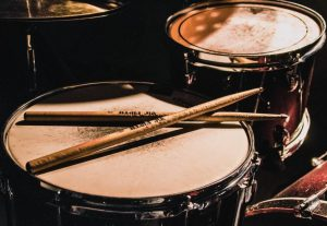 Drum heads are crucial for good drum tone