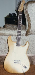 '62 Strat before upgrades