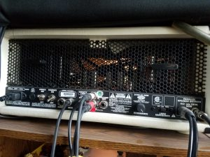 The 5150 iii 50 watt amp BACK