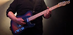 A Telecaster will help you succeed as a musician!