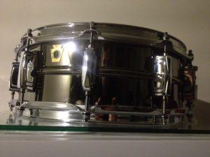 Black Beauty Supraphonic drum