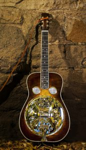 Clinesmith Resonator Guitar