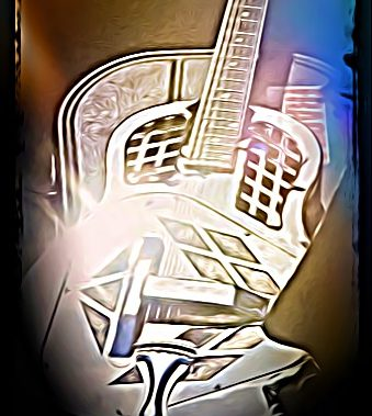 National_Tri-cone resonator guitar
