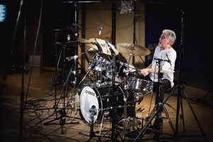 Steve Gadd on the latest Recording Custom kit