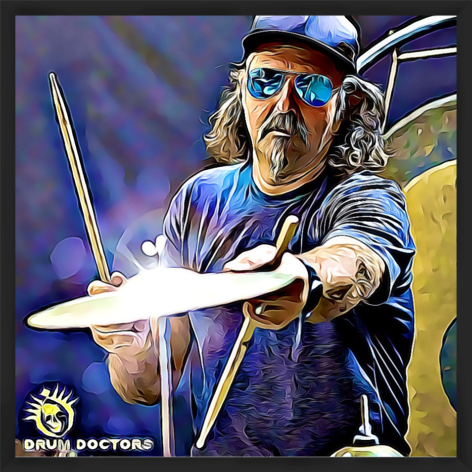 Ross Garfield, the Drum Doctor!