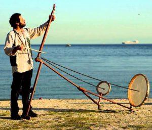 weird instrument called the Yaybahar