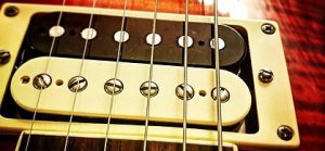 Gain stage with your type of pickups in mind