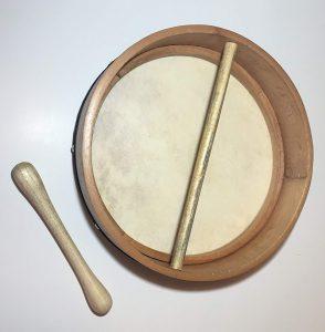 10 inch bodhran