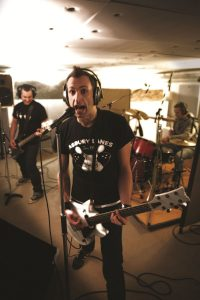 Bands in the studio should protect their hearing too