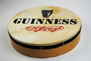 Guinness bodhran