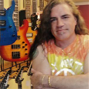 Sean Barrett, Guitar Virtuoso & Tech Geek