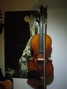 Teaj's fiddle