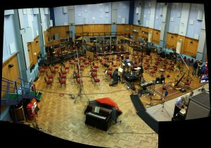 Inside Abbey_Road_Studios for orchestral_recording, Studio 2