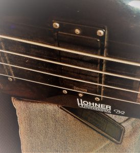 Hohner B2 bass | Gear Acquisition Syndrome!!