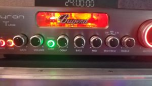Bugera bass amp settings
