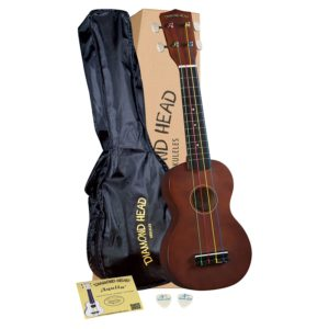 Diamond Head Ukulele package