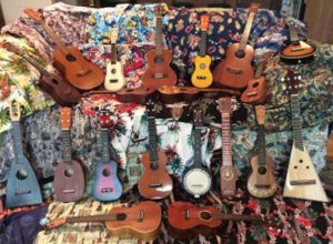 Ukulele Collection of Ukulele dude!
