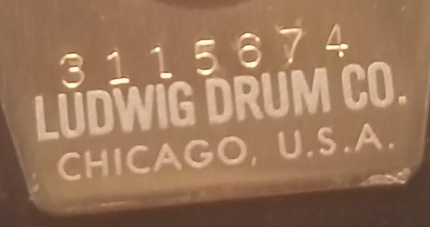 Chicago Ludwig badge