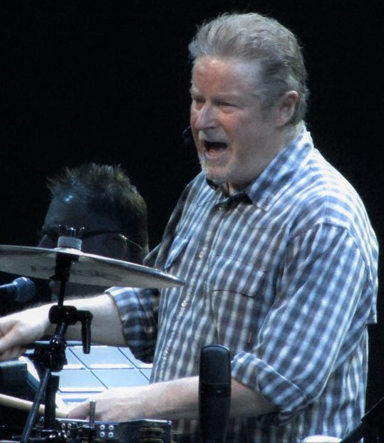 Don Henley on Ludwigs 2010