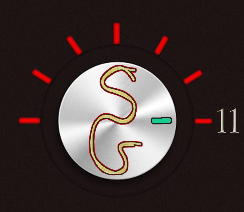 Serious Gas Spaghetti Logo!