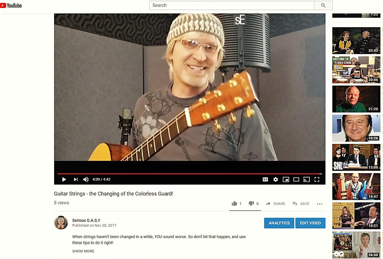Teaj teaches Strings
