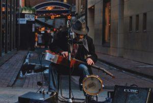 street musician savings