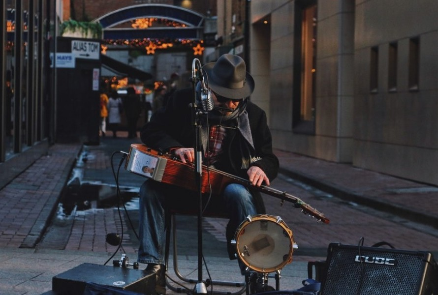 street musician savings
