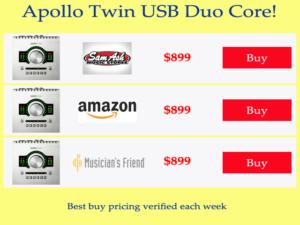 Apollo THREE Shop BUYcon