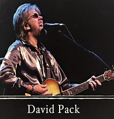 David Pack in the mix!