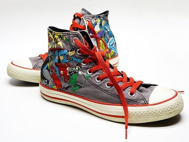 Hero sneakers