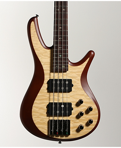 Mitchell bass guitar