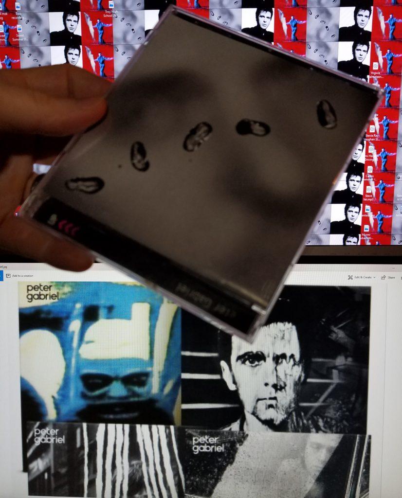 Peter Gabriel GREAT mixes