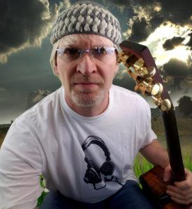 Teaj in the storm-fields!