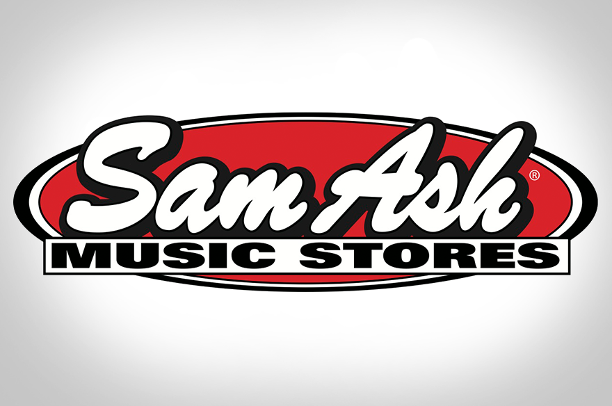 Sam Ash audio gear