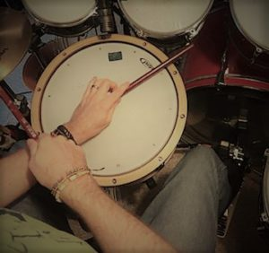 top view of PDP snare
