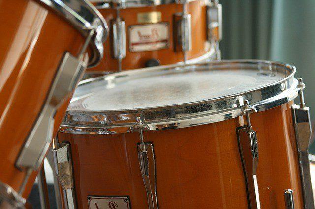ORange drum