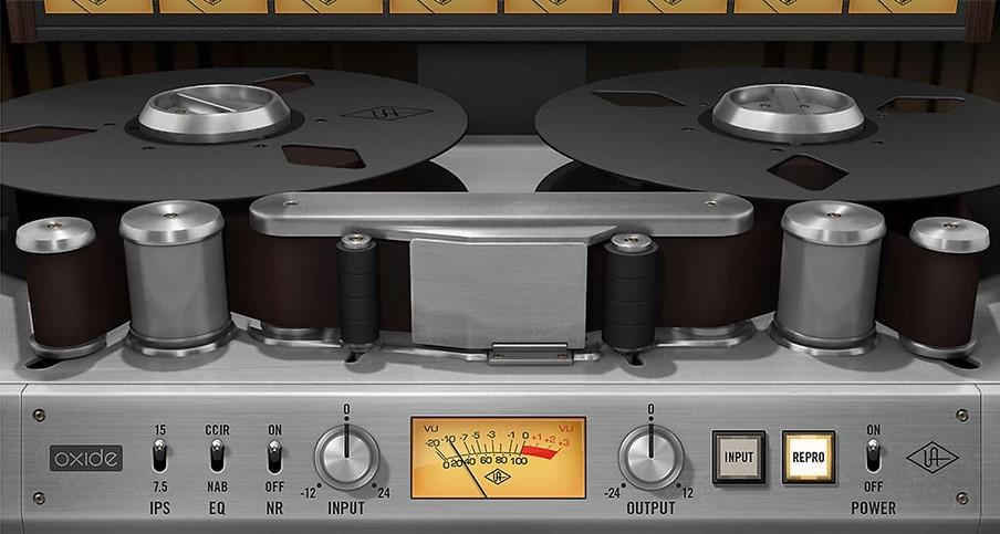 Oxide Tape plugin