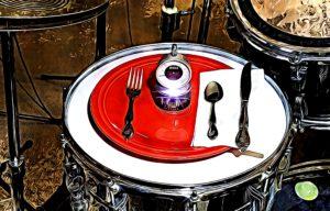 Tension Watch dinner! CARTOONED